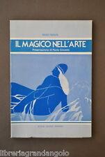 Magia Simbolismo  Ispirazione Spirito Nava Magico Arte 1982
