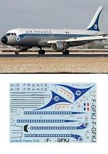 Decal A320 Air France retro 1-125