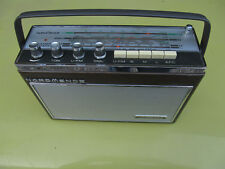 1965 1966 Nordmende Transita Automatic Vintage COLLECTOR AM SW LW FM Radio TOP