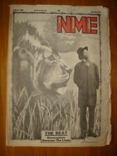 NME 1980 MAR 8 THE BEAT THIN LIZZY TOURISTS CURE BOWIE