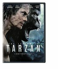 NEW The Legend of Tarzan (DVD, 2016) NEW* Action, Adventure* SHIPPING NOW !!