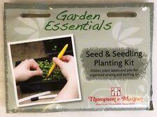 Semillas y plantas de siembra Kit-Jardín Essentials
