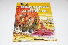 Valérian T4 Bienvenue sur Alflolol 4' / Mezières / Christin // Dargaud