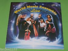 World Music Ensemble - Live - 1991 ARC Music LP