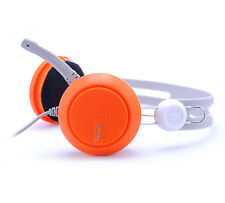 Zebronics Fusion Headphone with Mic and 3.5mm Jack , Volume Control