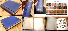 """VINTAGE """"THE GRAFTON"""" STAMP ALBUM - 3300 STAMPS FROM 134 COUNTRIES & TERRITORIES"""