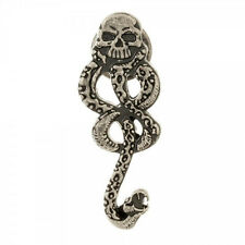 Harry Potter Slytherin Death Eater Logo Metal Lapel Pin, NEW UNUSED