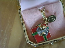 Juicy Couture Present/Gift LE 2009 Charm Brand New in Original Tagged Box