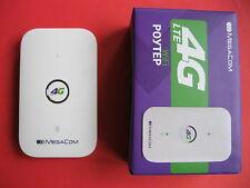 NEU HUAWEI E5573 MOBILE HOTSPOT LTE 4G 3G ROUTER MODEM WIFI WLAN Weiß