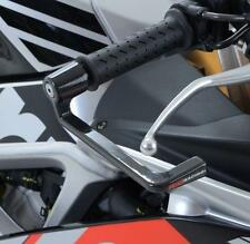 R&G CARBON FIBRE FRONT BRAKE LEVER GUARD for APRILIA RSV4-R, 2009 to 2014