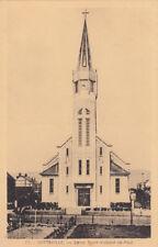 SOTTEVILLE 15 église saint-vincent de-paul