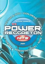 Power Reggaeton Hits  DVD