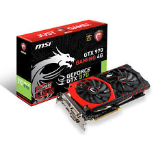 MSI GeForce GTX 970 GAMING 4G 4 Go