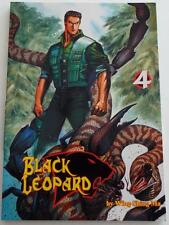 Brand  NEW    BLACK LEOPARD  4    First Edition   Wing Shing  Ma