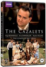 The Cazalets : The Complete BBC Series - DVD NEW & SEALED