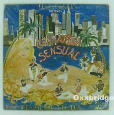 CHARANGA SENSUAL Alfredo De La Fe Salsa Merengue FELO BARRIO LATIN Columbia LP