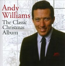 The  Classic Christmas Album by Andy Williams (CD, Sep-2013, Sony Music)