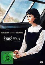 DVD DAS TAGEBUCH DER ANNE FRANK # Millie Perkins, Shelley Winters ++NEU