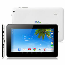 iRULU 9 inch Tablet Android 4.4 KitKat Quad Core 8GB Pad Bluetooth Dual Cameras