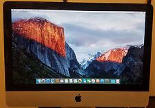 """Apple iMac 21.5"""" A1311 Mid 2011 2.5Ghz, Intel i5, 8GB RAM, 500GB HDD"""