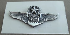 US Air Force Master Aircraft Observer - Navigator Badge / Wing / Miniature
