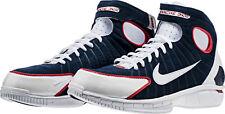 Nike Zoom Huarache 2K4 (Kobe) - Size 12 - Midnight Navy/White-Red - 308475-400