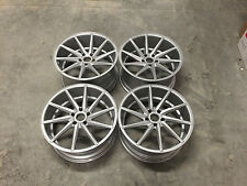 "20"" Staggered OEMS CVT Directional Wheels - Silver - BMW E90 E91 E92 E93 F10 F11"