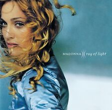 MADONNA - RAY OF LIGHT / CD (MAVERICK/WARNER 1998) - TOP-ZUSTAND