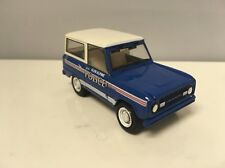 1967 67 Ford Bronco Glen Alpine Police Collectible 1/64 Scale Diecast