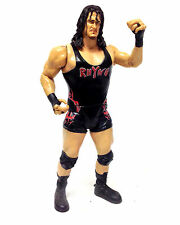 "WWE WWF TNA Wrestling Classics RYHNO 6"" toy action figure RARE"
