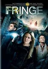 Fringe: Season 5 (DVD, 2014, Canadian; Bilingual)