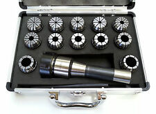 ER32 Collet Set - 12-Piece R8 Metric