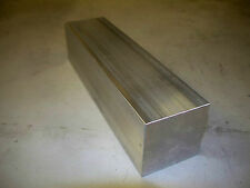 "ALUMINIUM BAR BILLET  2"" x 2"" x 200mm  SQUARE"