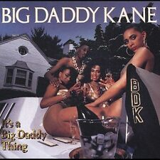 It's a Big Daddy Thing by Big Daddy Kane (Cassette, Sep-1989, Cold Chillin')