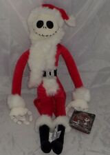 DISNEY Sandy Claws Jack Skellington SANTA giocattolo morbido Nightmare Before Christmas 54