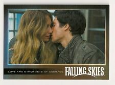 2013 FALLING SKIES PREMIUM PACK BASE CARD #14 LOVE AND OTHER ACTS OF COURAGE