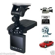 HD NightVision Car Vehicle IR Camera 2.5 inch TFT LCD Screen CCTV DVR Recorder