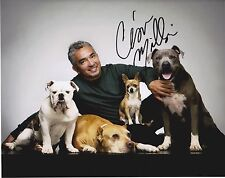 The Dog Whisperer Cesar Milan Autographed 8x10 Photo (Reproduction) 1