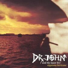 Sippiana Hericane [EP] by Dr. John (CD, Nov-2005, Blue Note (Label)) NOS 45687