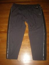 NWT AND 1 / AND ONE PRE-GAME NAVY W/LIGHT BLUE & WHITE TRIM SWEATPANTS SZ:4XL 4X