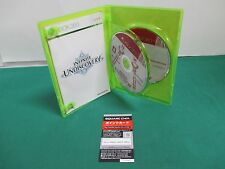 Xbox360 -- INFINITE UNDISCOVERY -- JAPAN. Clean & Work fully. 51918