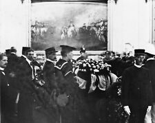 New 8x10 Photo: State Funeral of Assassinated President William McKinley - 1901