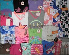 NWT Girl School BTS Clothes Lot 7 7/8 Gymboree Disney Juicy Dress Outfits Sets