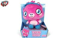 Moshi Monsters Talking poppet  Soft Plush toy teddy 20cm new in box rrp £16.99