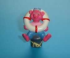 FIGURINE DE COLLECTION CAPITAINE OURS BLEU BULLY 1997 : LE MOUSSAILLON TTBE !!