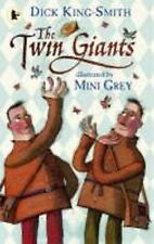 "The Twin Giants, Dick King-Smith, ""AS NEW"" Book"