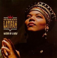 1 CENT CD Nature Of A Sista - Queen Latifah