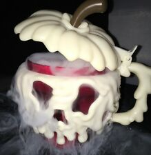 Disney Parks Snow White Poison Apple Stein Mug Evil Queen In Hand