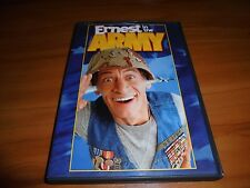 Ernest in the Army (DVD, 2002) Jim Varney Used
