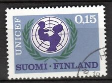 Finland - 1966 20 years Unicef  - Mi. 617 VFU